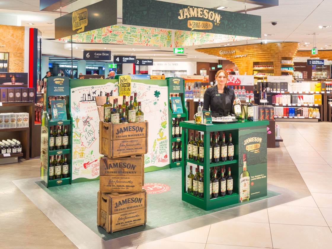 Jameson Limited Edition Bottle : Europe