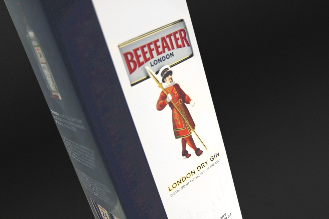 Beefeater Packaging