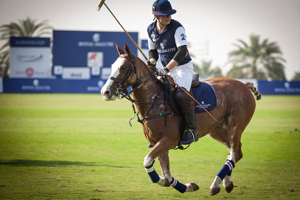 Royal Salute World Polo
